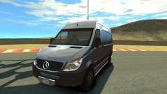 Mercedes-Benz Sprinter 2500 для GTA 4