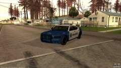 Dodge Charger Los-Santos Police для GTA San Andreas