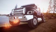 Ford F-650 Super Crewzer для GTA 4