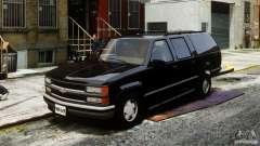 Chevrolet Suburban GMT400 v1.1 для GTA 4