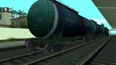 Вагон цистерна для GTA San Andreas
