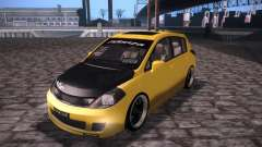 Nissan Versa Tuned для GTA San Andreas