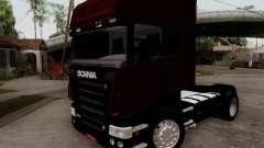 Scania R580 V8 Topline