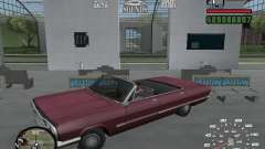 Радио Худ (иконки Радио как в GTA IV) для GTA San Andreas