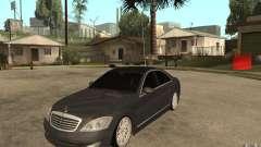 Mercedes-Benz S500 для GTA San Andreas