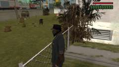 Ryders Pet Dog для GTA San Andreas