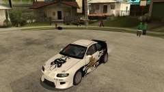 Vauxhall Monaro Rogue Speed для GTA San Andreas