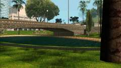 Новый парк в Лос Сантосе