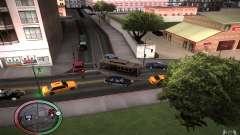 Clever Trams для GTA San Andreas
