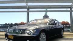 BMW 7 Series E66 2011