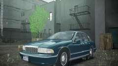 Chevrolet Caprice 1993 Rims 2