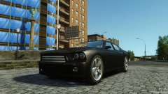 Civilian Buffalo v2 для GTA 4