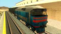 Поезд из игры Half - Life 2