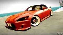 Honda S2000 JDM Tuning для GTA San Andreas