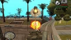 Гидра, Panzer mod для GTA San Andreas