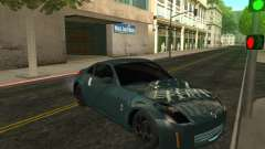Nissan 350Z Tunable