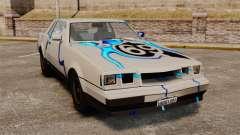 Ржавый Sabre в раскраске 69 для GTA 4