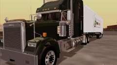 Freightliner FLD 120 Classic XL для GTA San Andreas