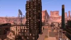 Чернобыль MOD v1 для GTA San Andreas