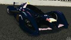 Red Bull X2010 для GTA 4