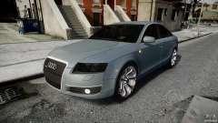 Audi A6 TDI 3.0 для GTA 4