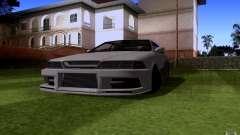 Toyota Mark 2 JZX100 для GTA San Andreas