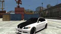 BMW 330i E60 Tuned 2 для GTA 4