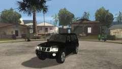 Nissan Patrol 2005 Stock для GTA San Andreas