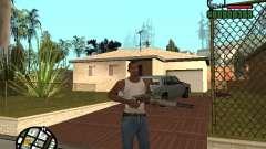 Franchi Special Purpose Automatic Shotgun 12 для GTA San Andreas