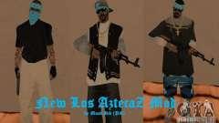 New Los Aztecas skins
