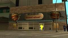 New Burgershot: Золотой ЧайничеГ