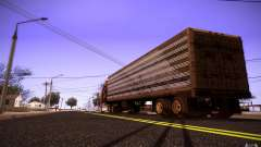 Box Trailer для GTA San Andreas