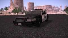 Ford Crown Victoria Police 2003 для GTA San Andreas