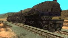 Поезд из игры Aliens vs Predator v1