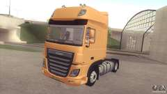 DAF XF Euro 6 для GTA San Andreas