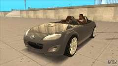 Mazda MX5 Miata Superlight 2009 V1.0 для GTA San Andreas