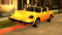 New Car in Grove Street для GTA San Andreas