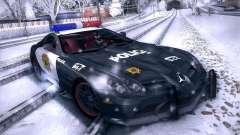 Mercedes-Benz SRL 722 Police