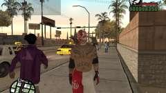 Рей Мистерио для GTA San Andreas
