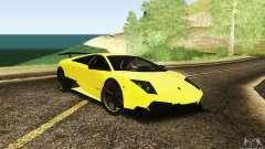 Lamborghini Murcielago LP 670-4 SV для GTA San Andreas