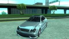 Mercedes-Benz CLK55 AMG для GTA San Andreas