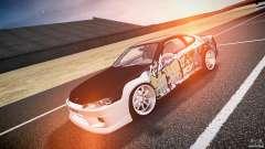 Nissan Silvia S15 Drift v1.1 для GTA 4