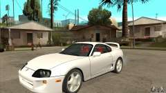Toyota Supra NFSMW Tunable для GTA San Andreas