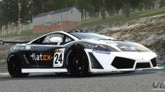 Lamborghini Gallardo LP560-4 GT3 2010 для GTA 4