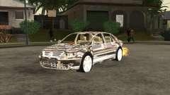 Volkswagen Phaeton хромированный