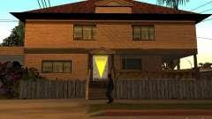Новый дом СиДжея