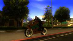 Honda CBR 600RR evo 2005