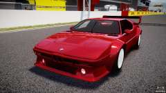BMW M1 [Beta] для GTA 4