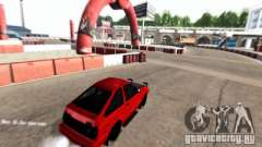 NFS:Shift Drift Tracks для GTA San Andreas