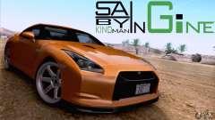SA_nGine v1.0 для GTA San Andreas